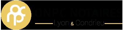 Logo ONPC Notaires - Lyon et Condrieu